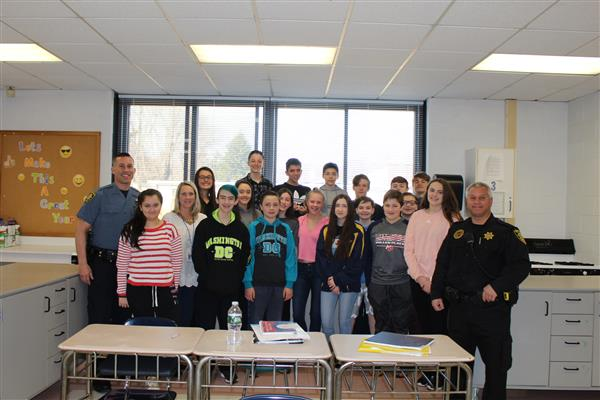 Suffolk County Sheriff's Office Visit